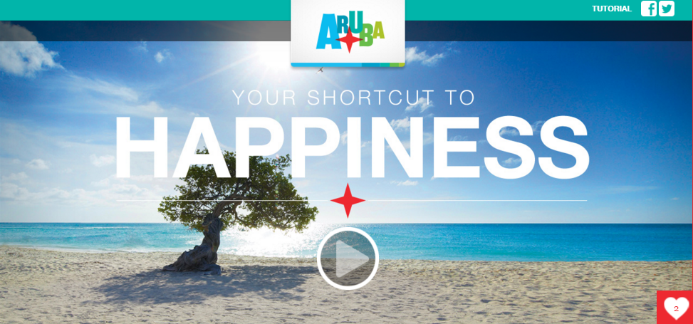 Aruba Happiness Builder – Your Shortcut To Happiness