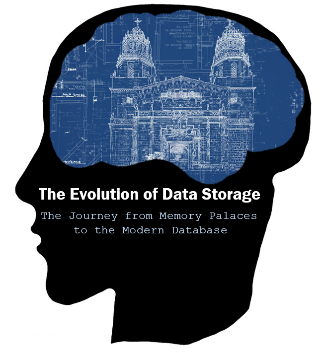 The Evolution Of Data Storage: The Journey From Memory Palaces To The Modern Database