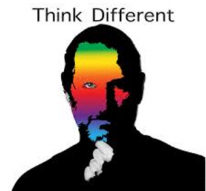 Steve Jobs Thnk Different