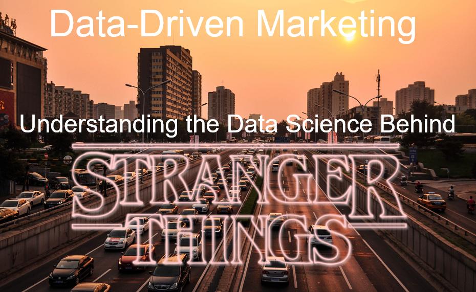 Data Driven Marketing Main