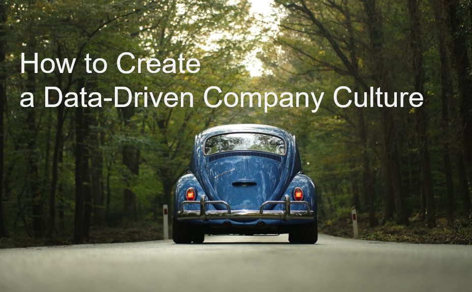 How To Create A Data-Driven Company Culture